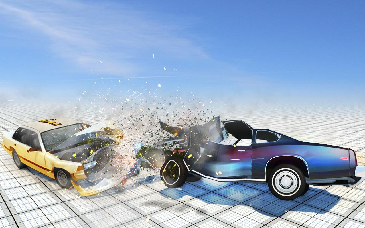 Extreme Car Crash Simulator For Android Apk Download