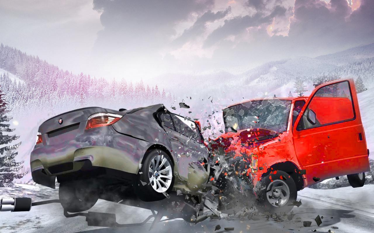 Extreme Car Crash Simulator For Android Apk Download