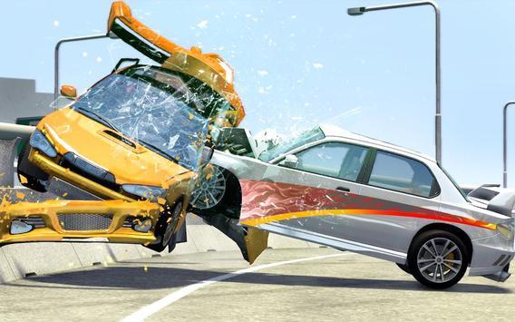 Extreme Car Crash Simulator Cartaz