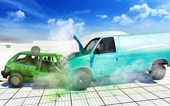 Extreme Car Crash Simulator imagem de tela 1