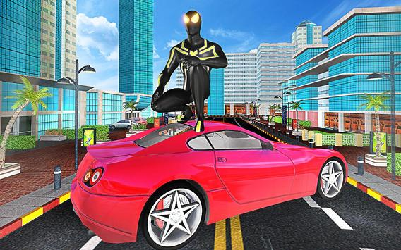 Mutant Spider Superhero Battle apk screenshot