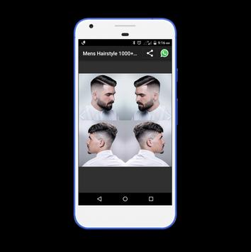 Mens Hairstyle 1000+ Collection screenshot 7