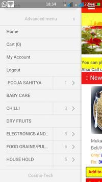 Navadgi's Super Bazaar apk screenshot