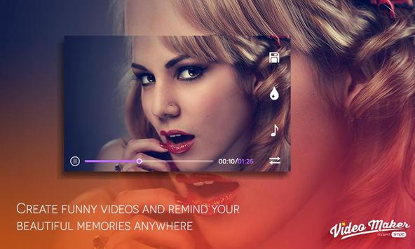 Video Maker & Slideshow Editor poster