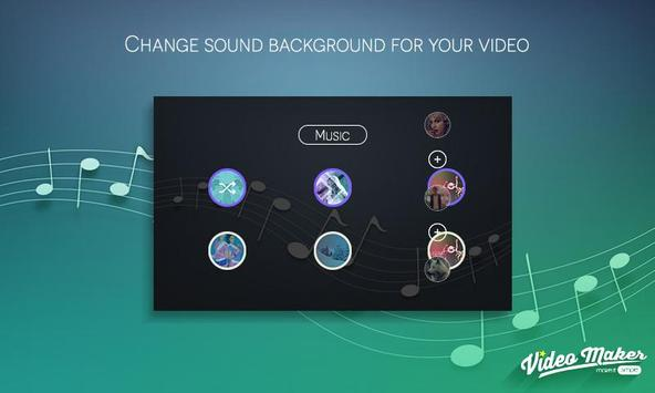 Video Maker & Slideshow Editor apk screenshot