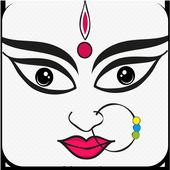 latest Navratri status icon