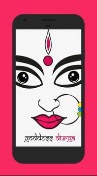 latest Navratri status poster
