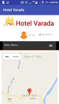 Hotel Varada apk screenshot