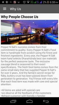 Pepper N Salts apk screenshot