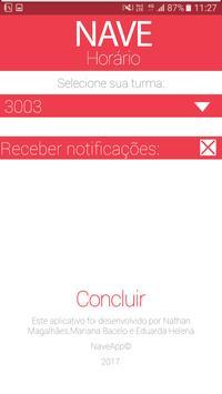 NAVE App - Rio de Janeiro screenshot 1