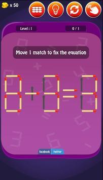 Matches Puzzle 2 apk screenshot