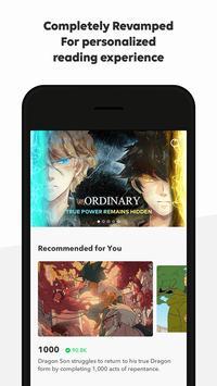 LINE WEBTOON - Free Comics apk screenshot