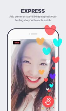 V – Live Broadcasting  App apk screenshot