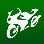 ナビタイム ツーリングサポーター -バイク・ナビ・駐車場 icon