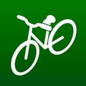 自転車NAVITIME(ナビタイム)-ナビ・ルート検索・ログ icon