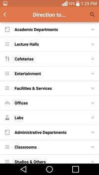 Dar Al-Hekma University apk screenshot