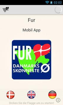 Fur mobil app poster