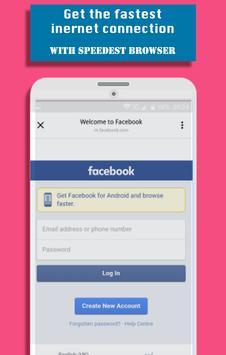 10G Internet Web Browser screenshot 4