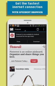10G Internet Web Browser screenshot 3