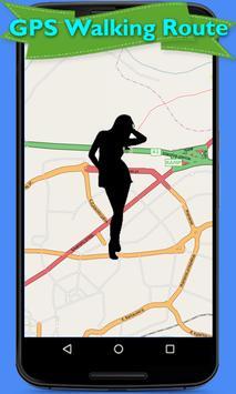 Live Map & street view - Satellite Navigator Free apk screenshot