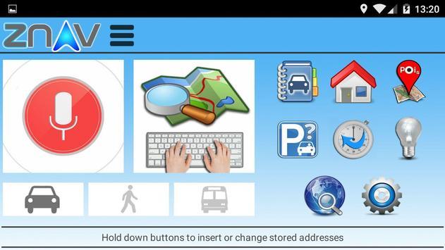 Znav Free Navigator screenshot 7