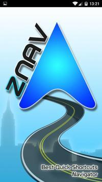 Znav Free Navigator poster