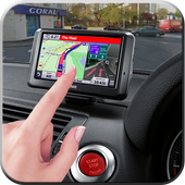 GPS Maps: Voice Navigation & Tracking Route Drive icon