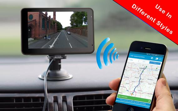 GPS Navigation Maps: Voice Map & Route Direction poster