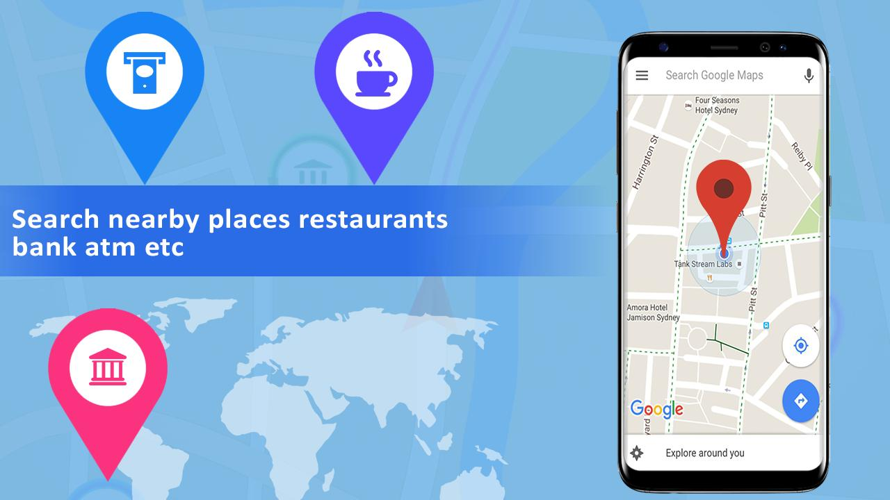 Navigation with voice waze directions & Maps for Android - APK Download
