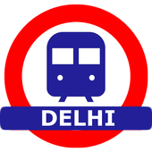 Delhi Metro Route Map and Fare icon