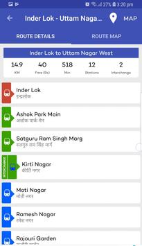 Delhi Metro screenshot 4