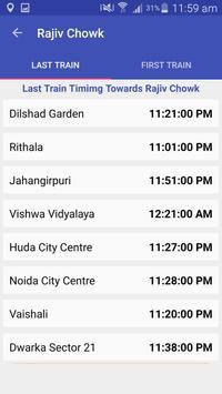 Delhi Metro screenshot 7