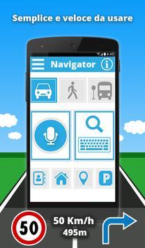 Navigatore Gratis screenshot 1