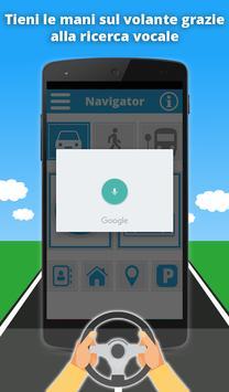 Navigatore Gratis screenshot 2