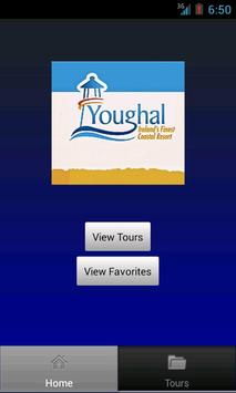 Youghal App poster