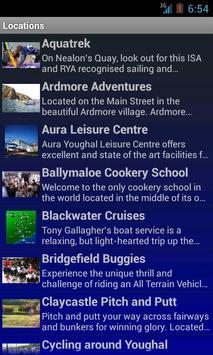 Youghal App screenshot 3