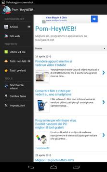 NavigaWeb Tech screenshot 1