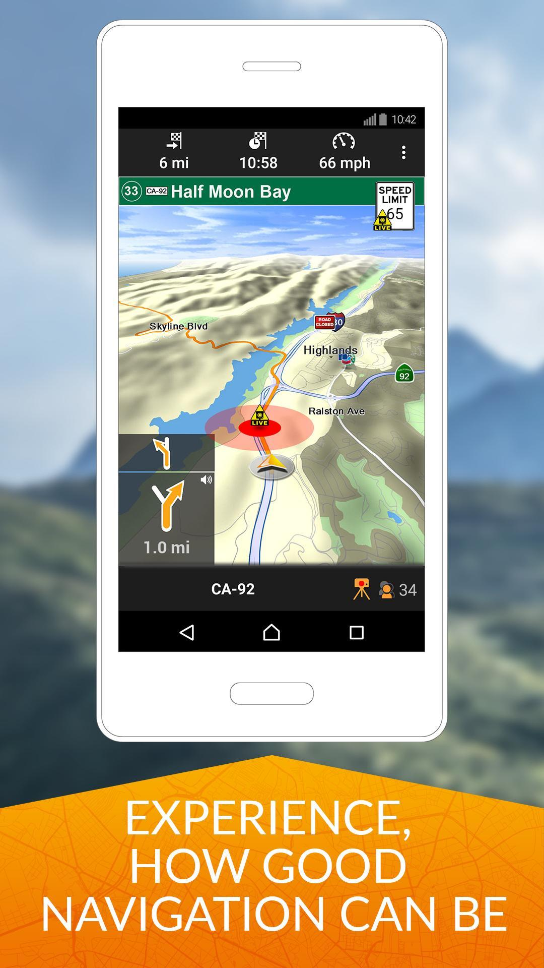 NAVIGON for Android - APK Download