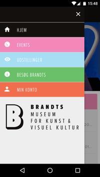 Brandts - Museum for kunst screenshot 2