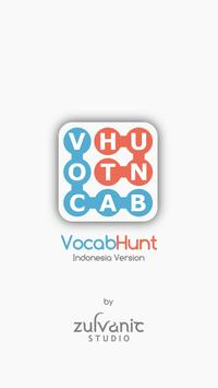 VocabHunt (Indonesia) poster