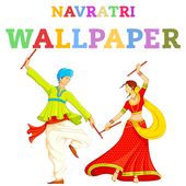 Navratri Wallpaper 2017 icon