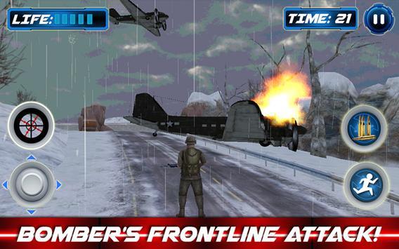 Navy Sniper Winter Soldier War screenshot 7