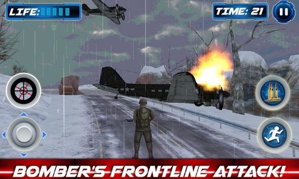 Navy Sniper Winter Soldier War screenshot 2