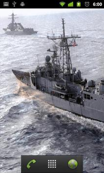 navy ship wallpaper screenshot 1
