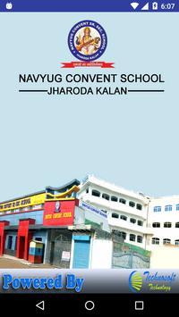 Navyug Convent School poster