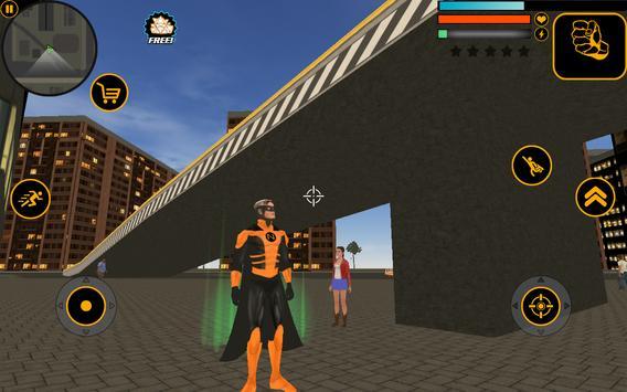 Naxeex Superhero स्क्रीनशॉट 4