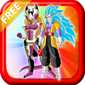 Hero Saiyan Puzzle Games icon