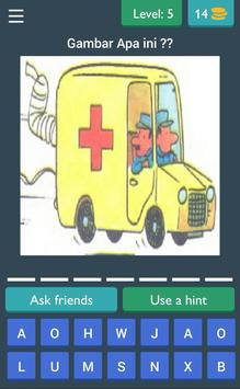 Game Tebak Gambar screenshot 1