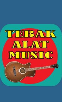 Tebakan Nama Alat Musik poster