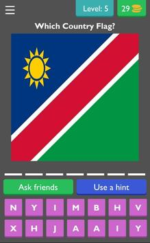 Guess The Flag of Country screenshot 2